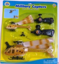 Toy Helicopters Recall