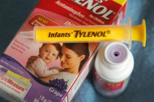 recall of grape Infants' Tylenol