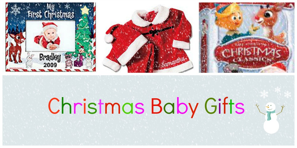 Christmas Baby Shower Gifts