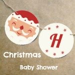 Christmas Baby Shower