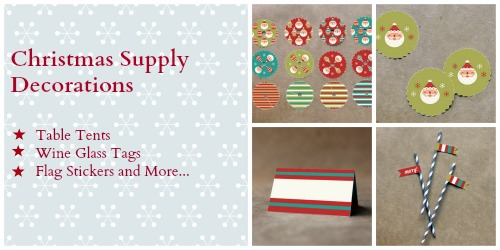Christmas Supply Decorations