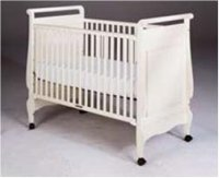 Ethan Allen Drop-Side Cribs