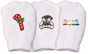 Keepsake Newborn Mittens