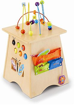 Parents Wooden Activity Toys front preview Recalls