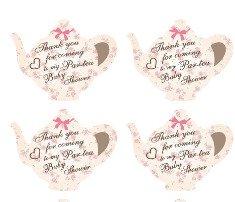 Tea Garden Themed Baby Shower