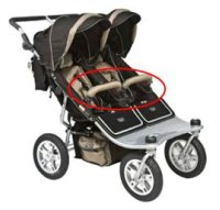 Tike Tech X3 Stroller