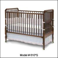 Angel Line Longwood Forest Drop-Side Cribs