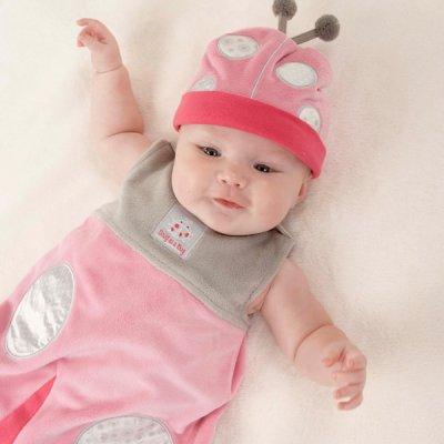 Ladybug Sack - A Baby Shower Gift