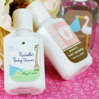 Baby Shower Hand Lotions
