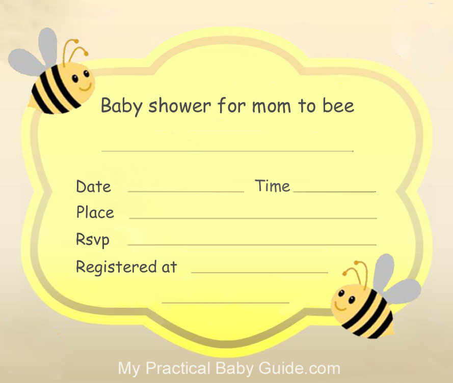 xbee baby shower invitation 2.pagespeed.ic.ZwtCLA2GmE cute bumble bee baby shower my practical baby shower guide,Free Printable Winnie The Pooh Baby Shower Invitations