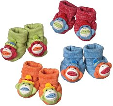 Baby Booties Recalled
