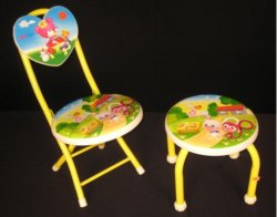 Children's Chairs and Stools Recalled by Elegant Gifts Mart