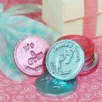 chocolate-coins-baby-shower-favor