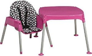 Convertible High Chairs Rattles