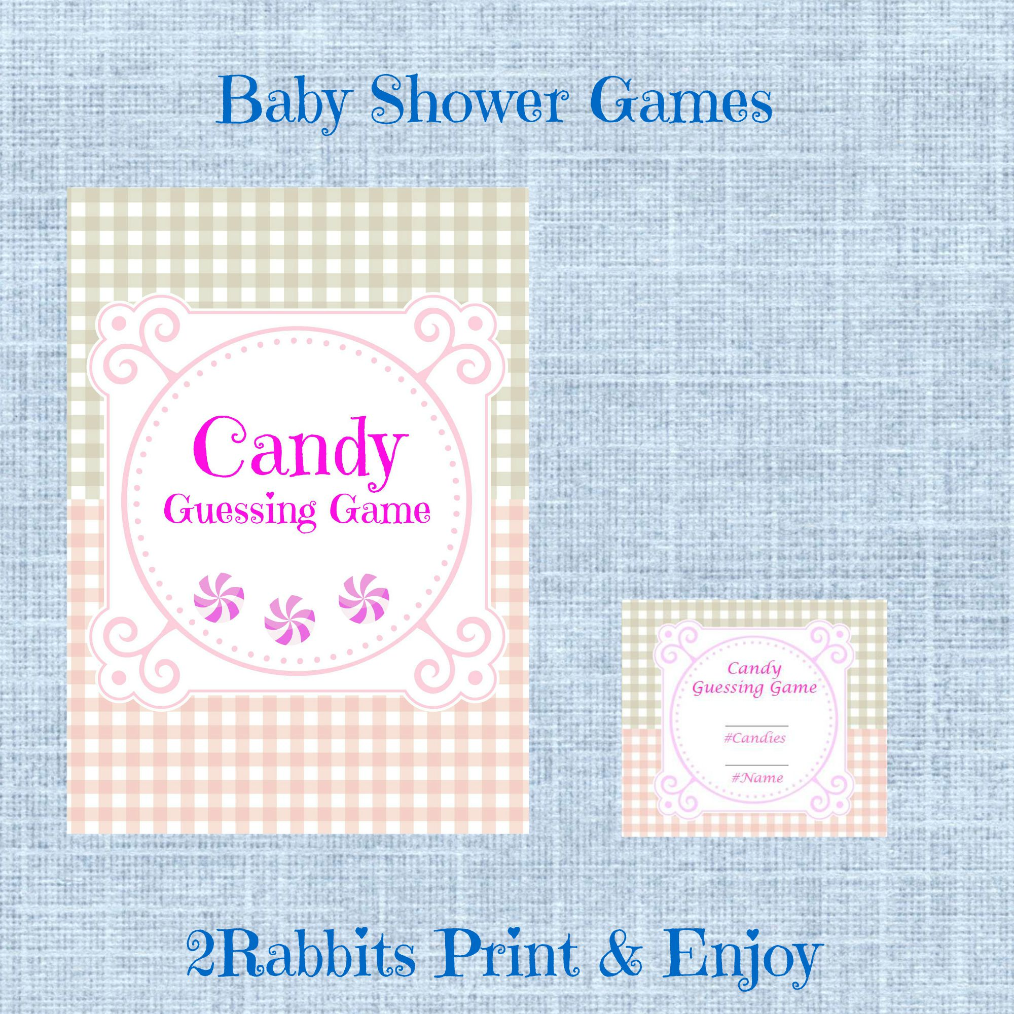 fun baby shower games my practical baby shower guide