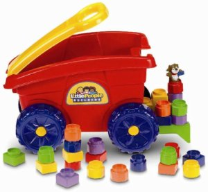 Little People Builders' Load 'n Go Wagons Toys Recalled