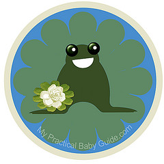 Free Printable Frog Baby Shower Cupcake Toppers