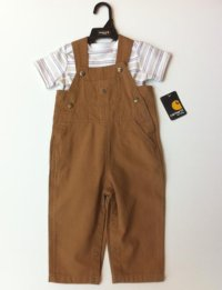 Infant's Overalls Recalled