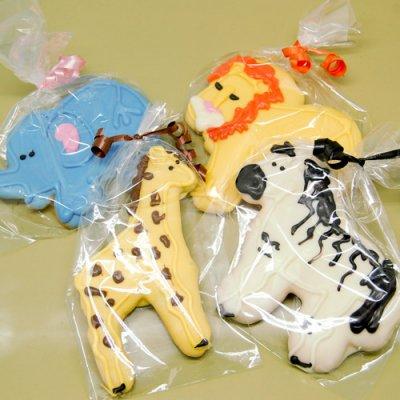Noah's Ark  Theme Jungle Animal Cookies