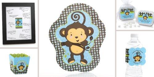 Monkey Baby Shower Supplies