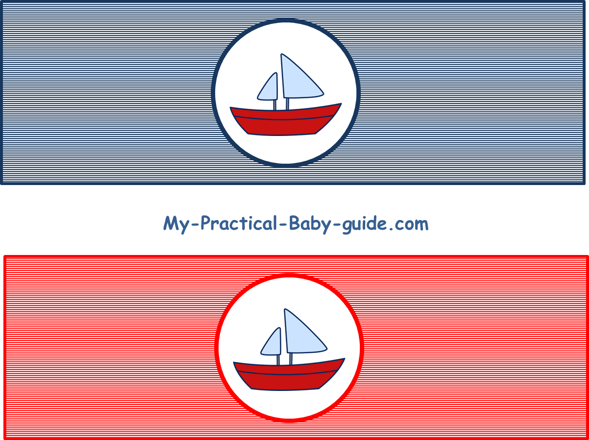 Free Printable Nautical Baby Shower Bottle Label