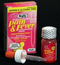 Rugby Children's Pain & Fever Concentrated Drops Recall