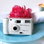 Personalized Camera for Baby Shower