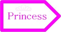 free princess cupcake toppers
