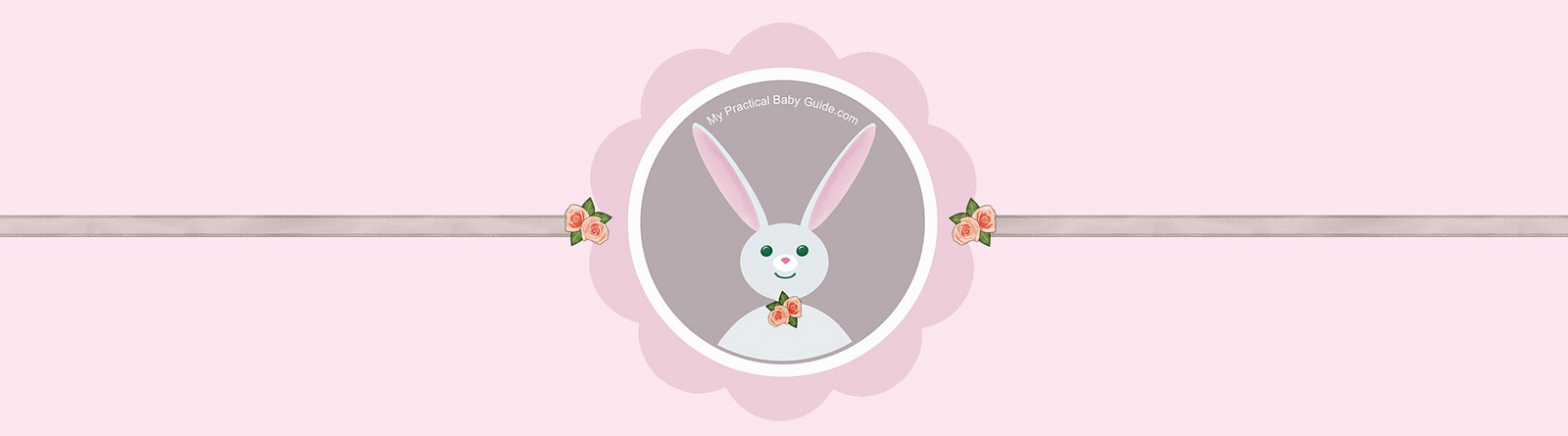 Free Printable Rabbit Girl Baby Shower Bottle Label