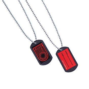 Star Wars Dog Chain Tags