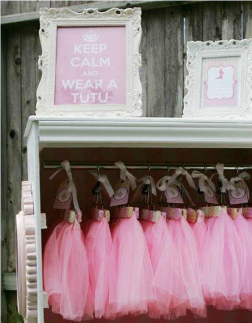 Pink Tutu Skirts