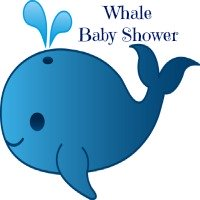 How to throw a Whale Baby Shower?